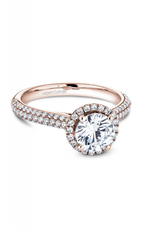 Noam Carver Classic Engagement Ring B146-05RA product image