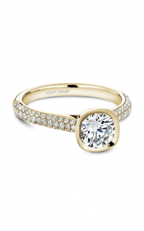 Noam Carver Classic Engagement Ring B146-13YA product image