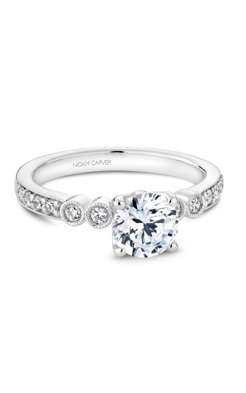 Noam Carver Vintage Engagement ring B193-01A product image