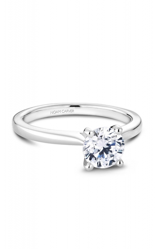 Noam Carver Classic Engagement ring R045-01A product image