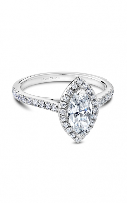 Noam Carver Fancy Engagement Ring R050-07A product image