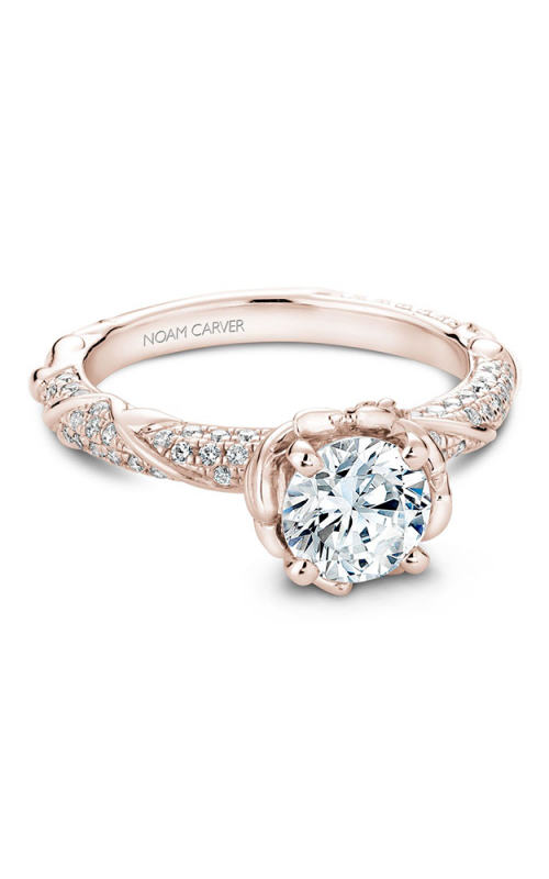 Noam Carver Vintage Engagement ring B081-02RA product image