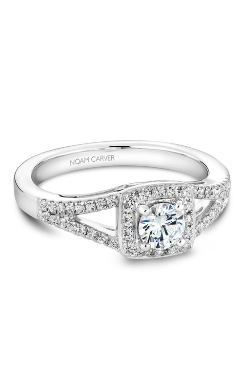Noam Carver Modern Engagement Ring B100-03A product image