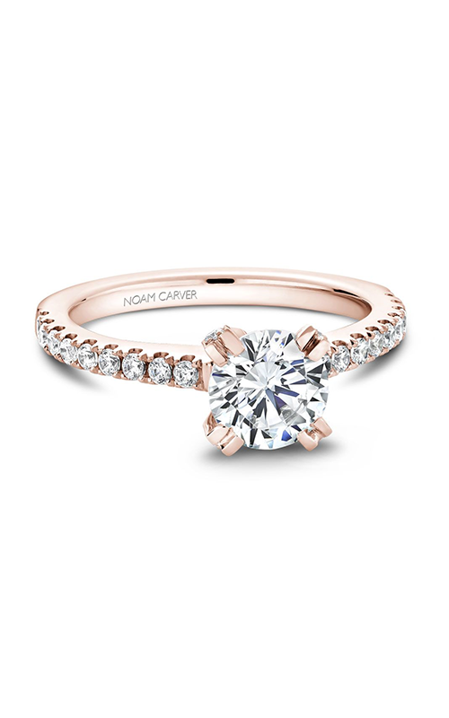Noam Carver Solitaire Engagement Ring B002-01RM product image