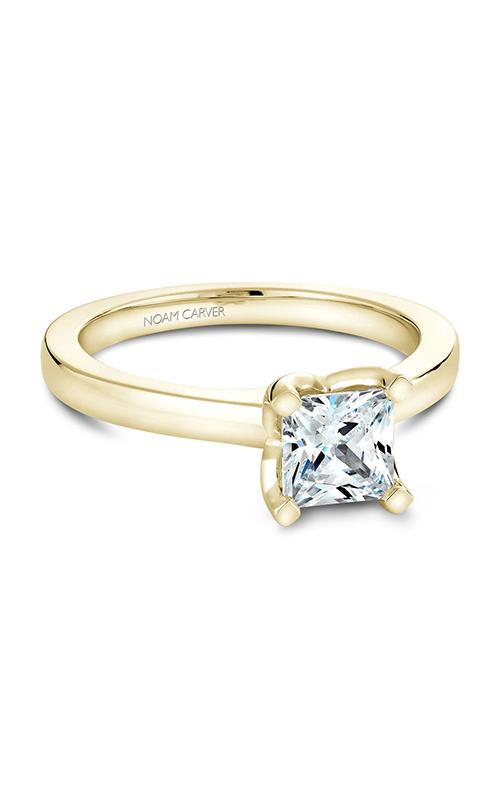 Noam Carver Classic Engagement Ring B038-02YA product image