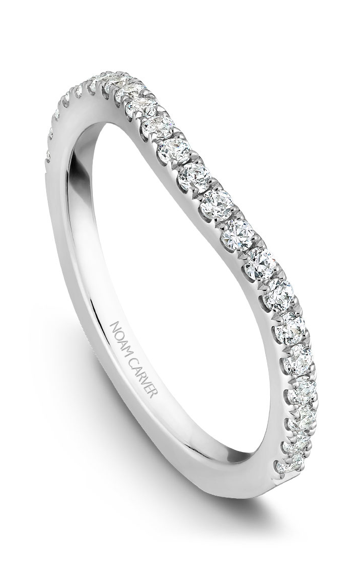 Noam Carver Wedding Bands B001-05B product image