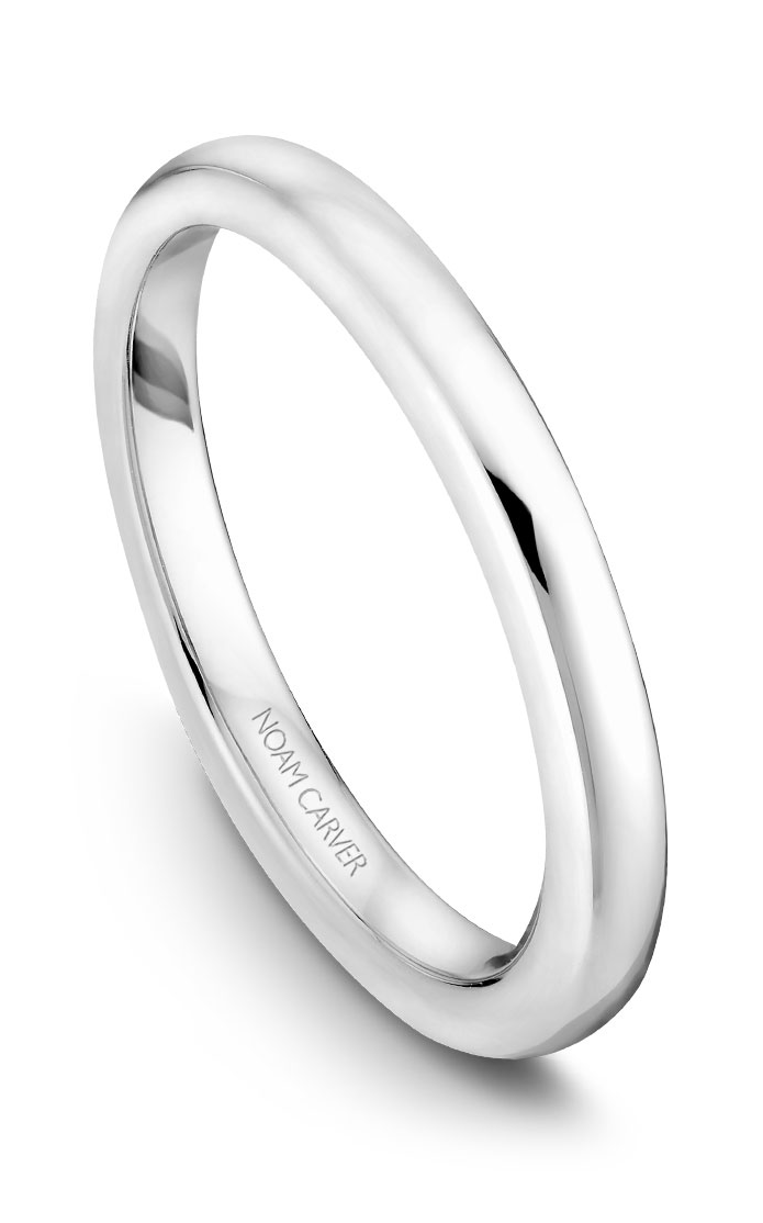 Noam Carver Wedding Bands B001-07B product image