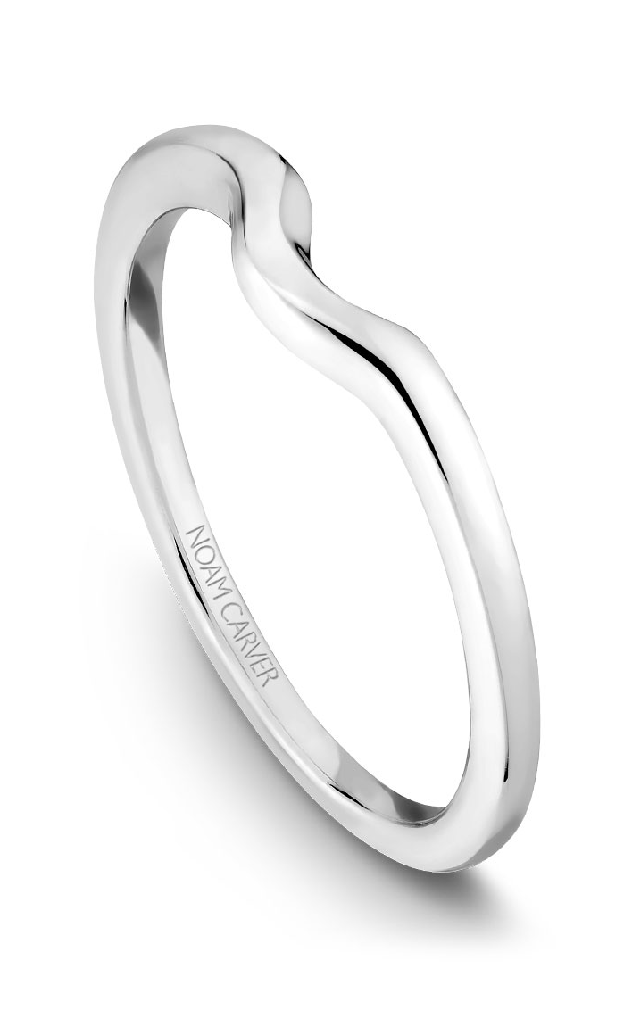 Noam Carver Wedding Bands B002-02B product image