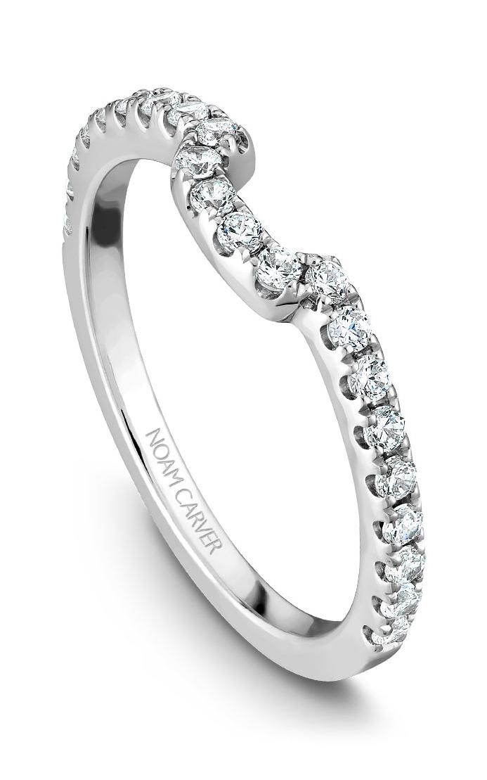 Noam Carver Wedding Bands B007-02B product image