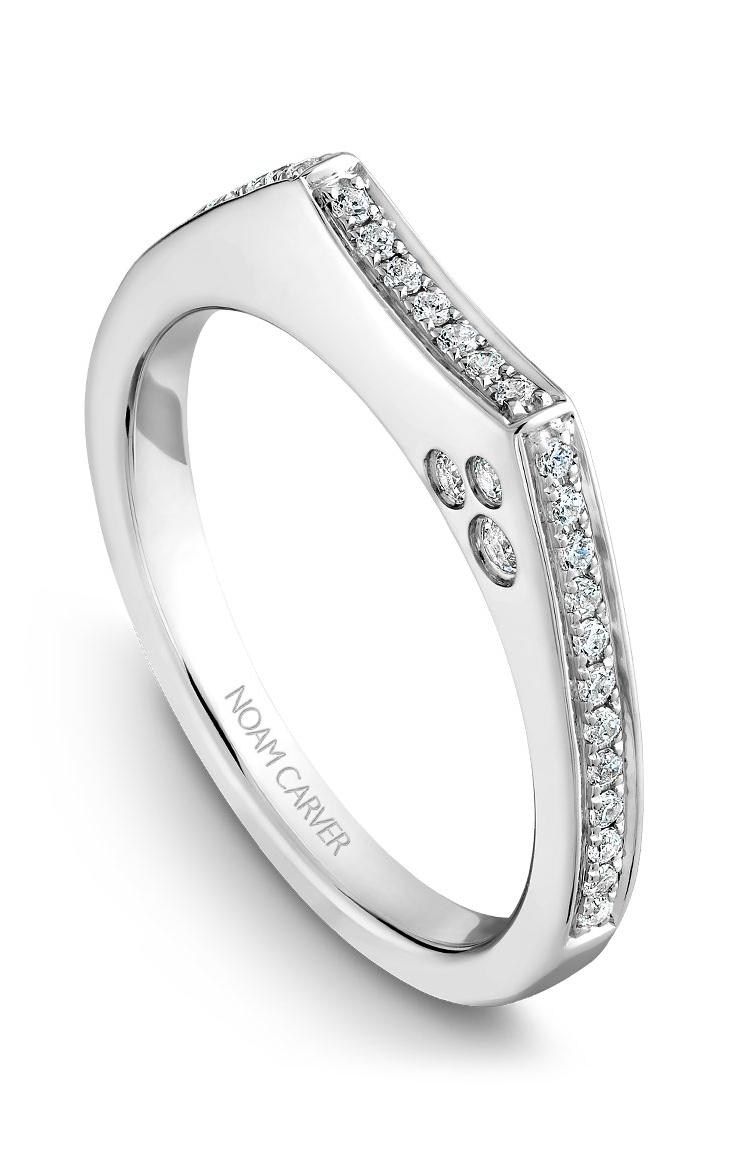 Noam Carver Wedding Bands B016-01B product image