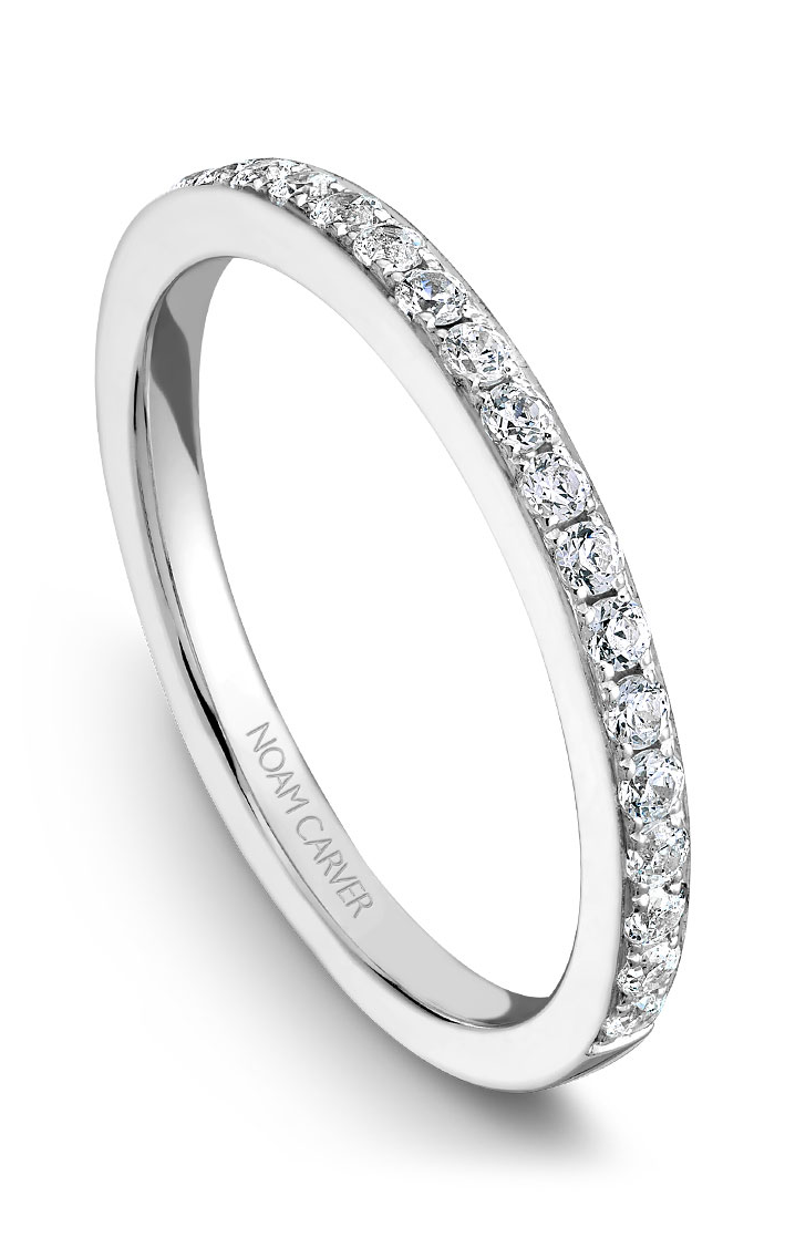 Noam Carver Wedding Bands B018-02B product image