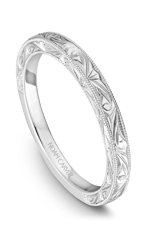Noam Carver Wedding Bands B019-02EB product image