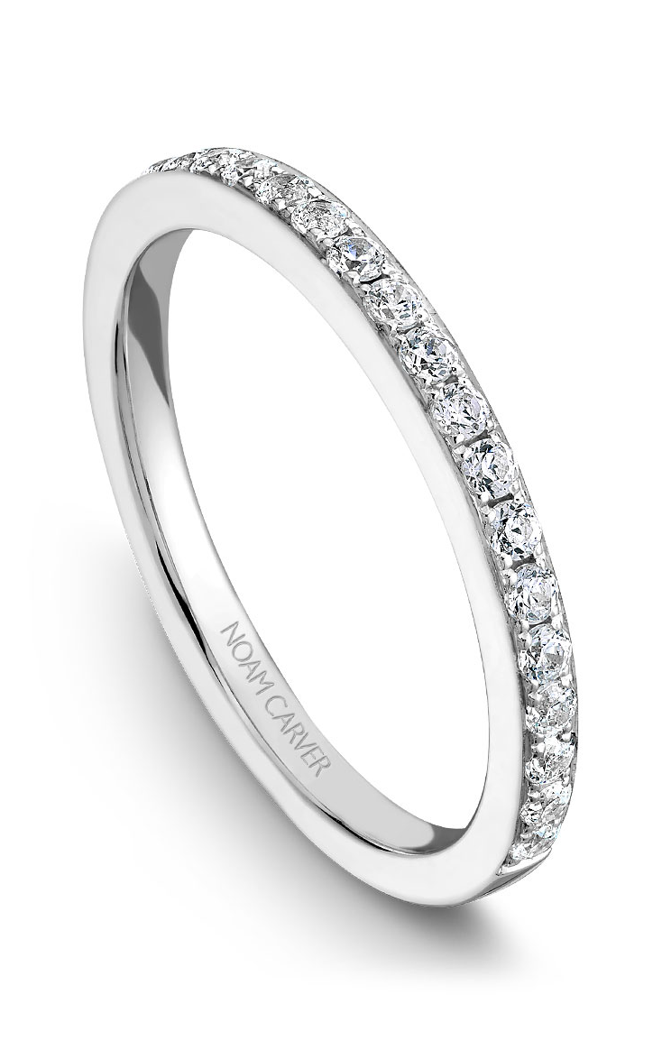 Noam Carver Wedding Bands B023-01B product image