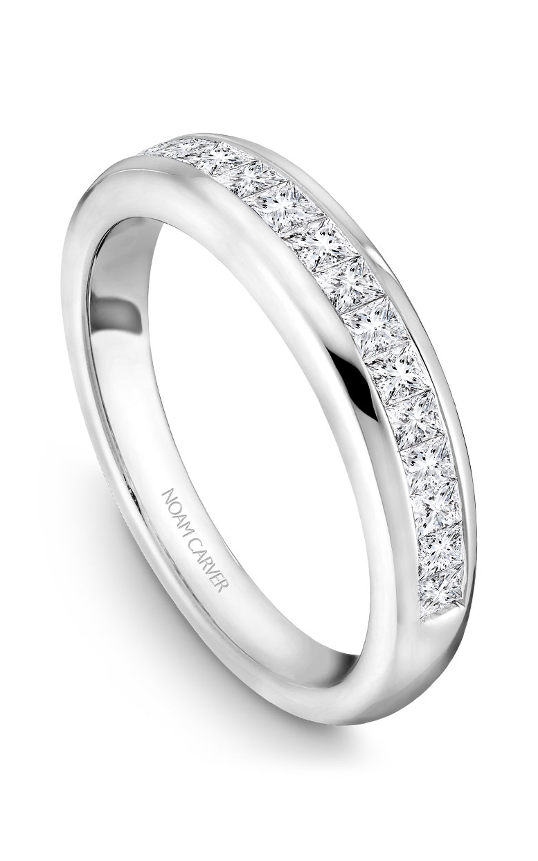 Noam Carver Wedding Bands B031-01B product image