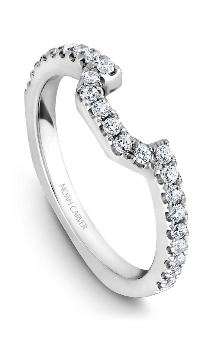 Noam Carver Wedding Bands B034-02B product image