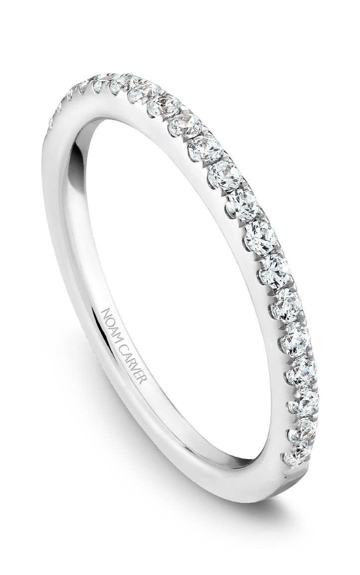 Noam Carver Wedding Bands B038-03B product image