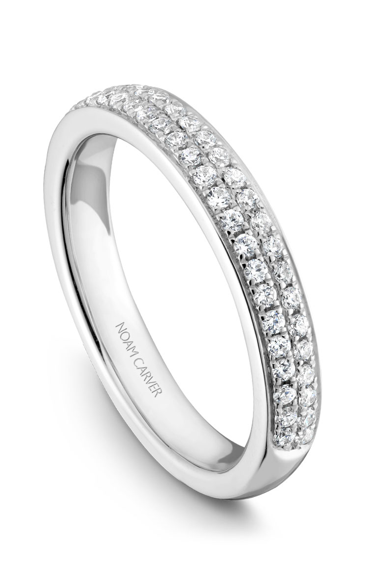 Noam Carver Wedding Bands B042-02B product image