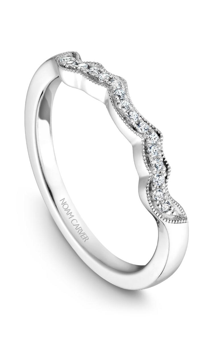 Noam Carver Wedding Bands B063-01B product image
