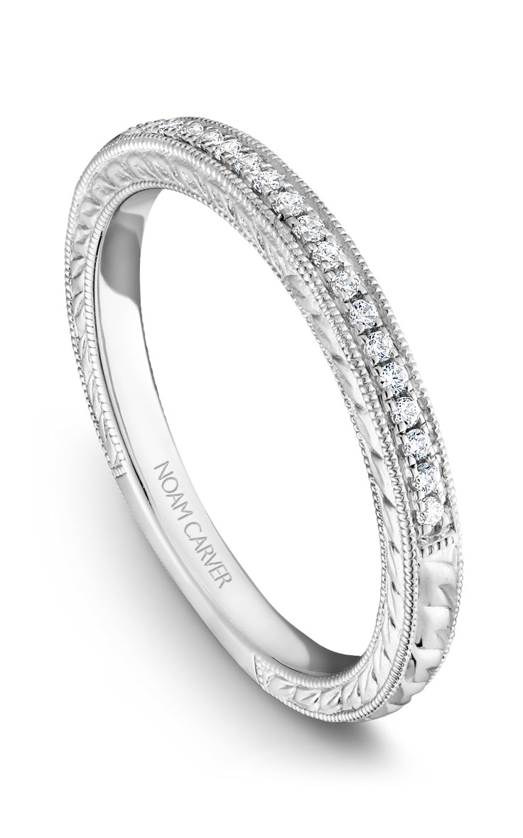 Noam Carver Wedding Bands B079-01B product image