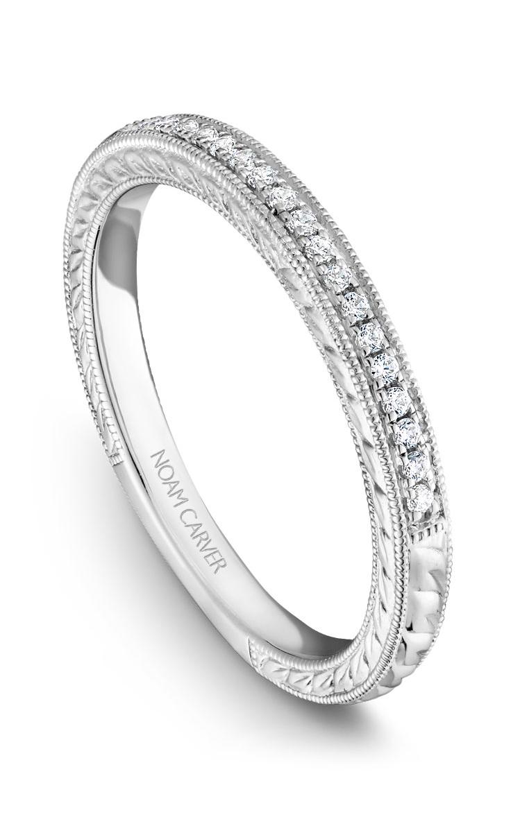 Noam Carver Wedding Band B079-01B product image