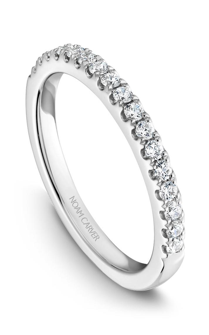 Noam Carver Wedding Bands B082-01B product image