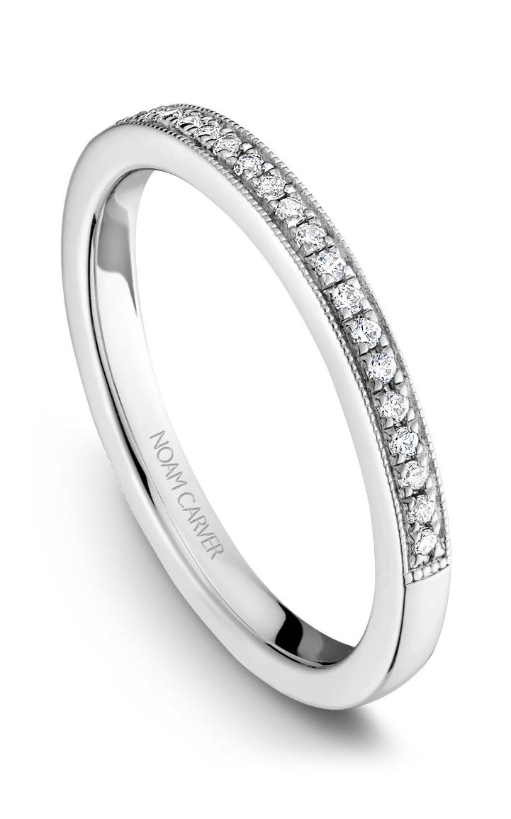 Noam Carver Wedding Band B086-01B product image