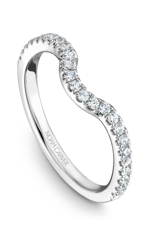 Noam Carver Wedding Band B088-01B product image