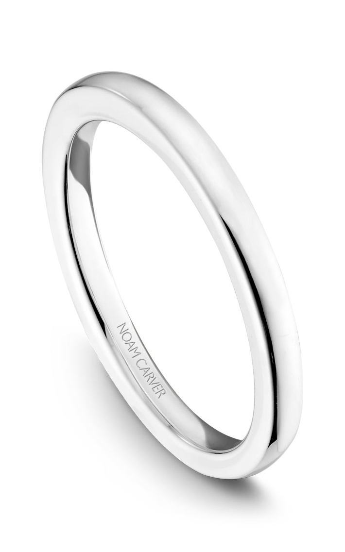 Noam Carver Wedding Bands B095-01B product image