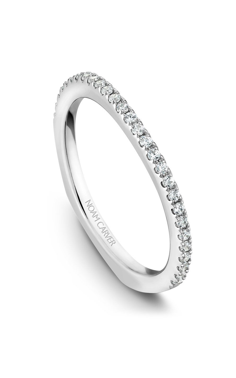 Noam Carver Wedding Bands B001-03B product image