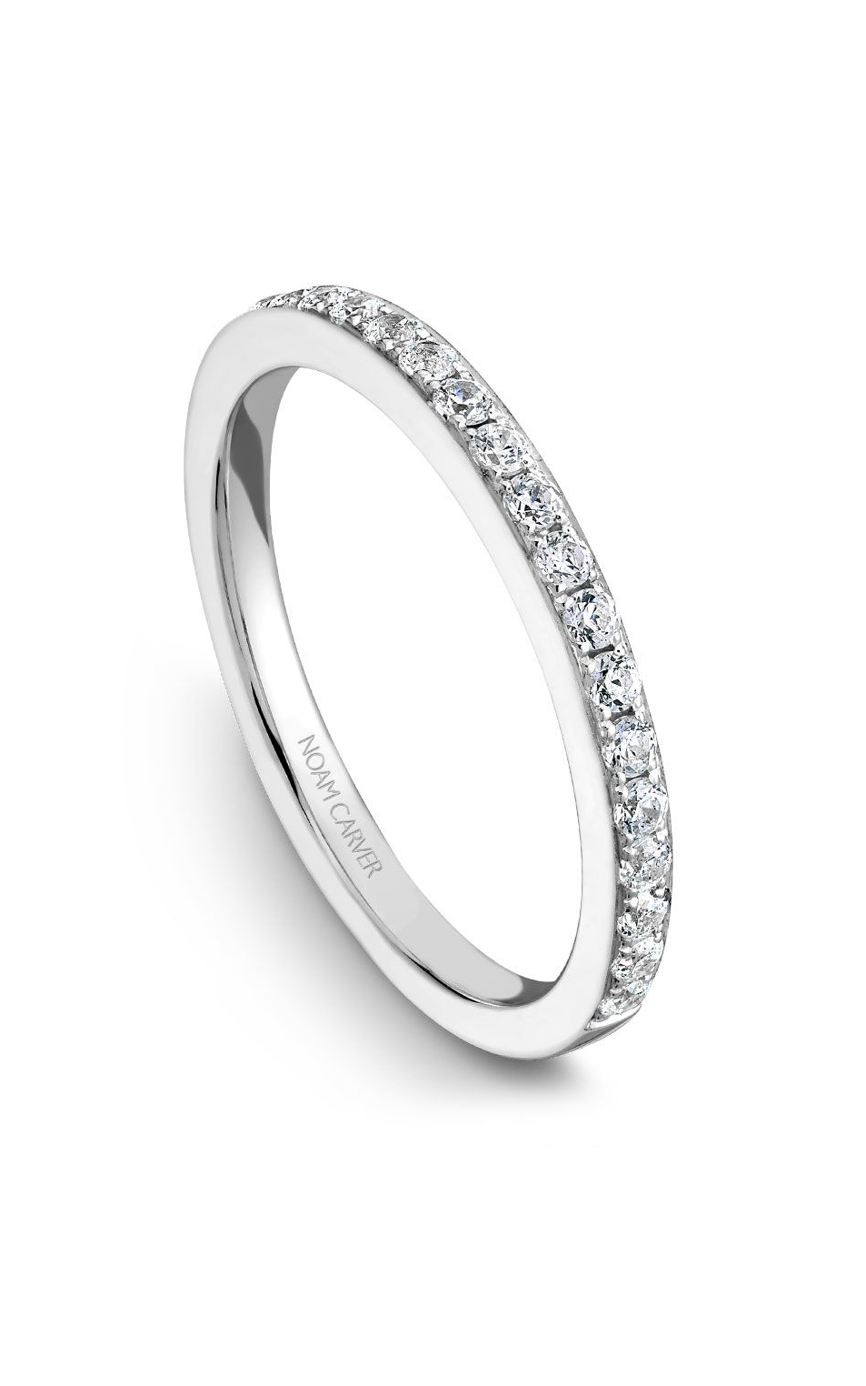 Noam Carver Wedding Band B041-02B product image