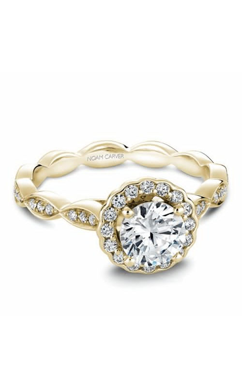 Noam Carver Modern Engagement Ring B085-01A product image