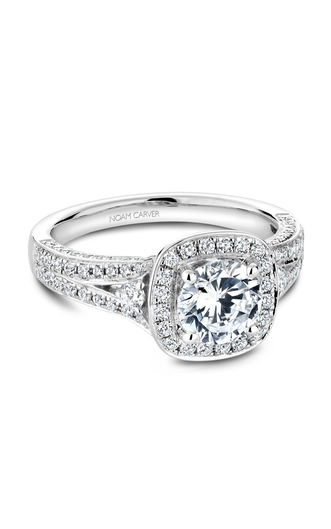 Noam Carver Modern Engagement Ring B172-01A product image