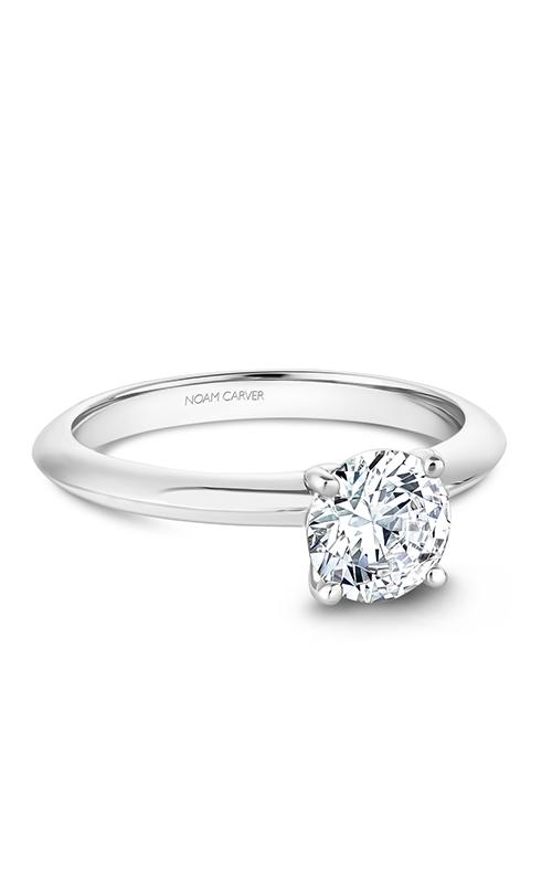 Noam Carver Solitaire Engagement Ring B269-01WM product image