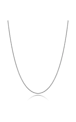 PANDORA Oxidized Silver Necklace Chain 590412OX-45 product image