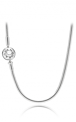 PANDORA ESSENCE COLLECTION Sterling Silver Necklace 596004-70