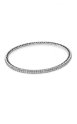 PANDORA Twinkling Forever Bangle Bracelet 590511CZ-19 product image
