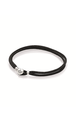 PANDORA Fabric Cord Bracelet Black 590749CBK-S3 product image