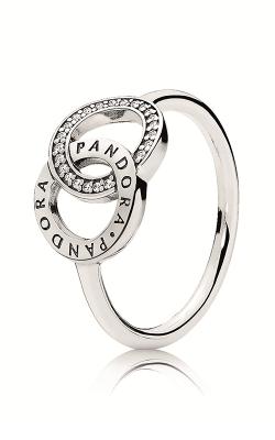 PANDORA Circles Ring Clear CZ 196326CZ-60 product image