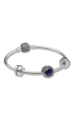 PANDORA Dazzling Snowflake Bracelet Gift Set B800643-18