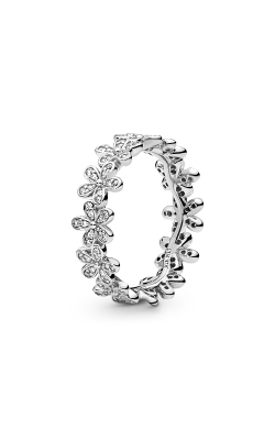PANDORA Dazzling Daisy Meadow Stackable Ring Clear CZ 190934CZ-54 product image