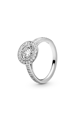 PANDORA Vintage Allure Ring Clear CZ 191006CZ-48 product image