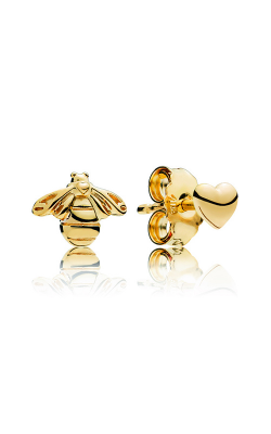 PANDORA Shine™ Heart & Bee Stud Earrings 267071