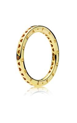 PANDORA Shine™ Signature Hearts Ring 167134-48