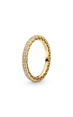 PANDORA Shine™ & Clear CZ Hearts Ring 167076CZ-48