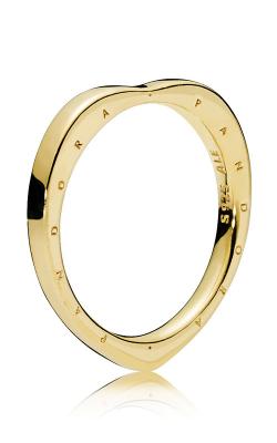PANDORA Signature Arcs of Love Ring PANDORA Shine™ 167379-48