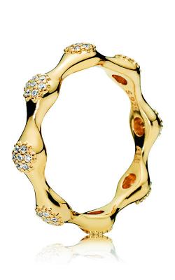 Modern LovePods™ Ring PANDORA Shine™ & Clear CZ 167295CZ-48