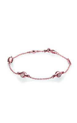 Modern LovePods™ Bracelet PANDORA Rose™ & Clear CZ 587354CZ-16