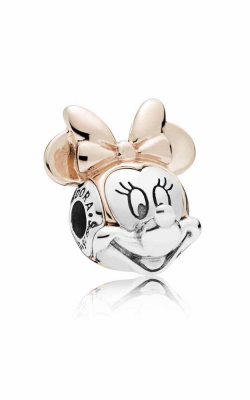 Disney Two-tone Minnie Portrait Charm PANDORA Rose™ 787504