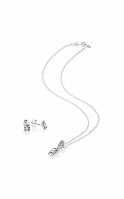 PANDORA Luminous Ice Necklace Gift Set B801003