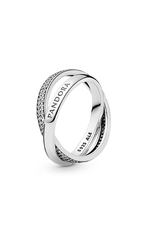 PANDORA Promise Ring Clear CZ 196547CZ-48 product image